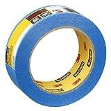 Scotch PT209036 Super Malerabdeckband, 36 mm x 50 m, Profi-Plus Qualität, blau