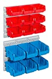 ProfiPlus Set 1+2/17 Sichtboxen-Set 17 Tlg