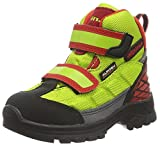 Alpina Unisex-Kinder 680359 Trekking-& Wanderstiefel, (orange), 28 EU