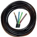 5m Neopren Kabel für Klimaanlage 4x1-5mm² Klimagerät Verlängerungskabel
