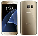 Samsung Galaxy S7 Smartphone, 32 GB, Silberfarben, Tim-Version [Italien]