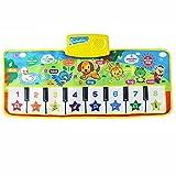 Musikalischen Teppich Touch Spielen Tastatur Turnhalle Matte Tanz Teppich Beste Geschenk für Kinder
