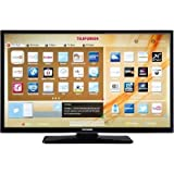 Telefunken B48F545B LED-TV 122cm 48 Zoll EEK A++ DVB-T2, DVB-C, DVB-S, Full HD, Smart TV, WLAN, CI+