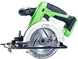 AGT Professional Kreissäge: Akku-Handkreissäge AW-18.hk, GS-zertifiziert, 18 V (ohne Akku) (Akku Kreissäge)