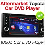 Toyota UrbanCruiser Prado Hiace Celica Auto DVD MP3-Player & Radio Stereo CD