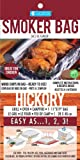 Hickory Smoker Bag - [Misc.] Camerons Produkte Smbag-hallo, Angelzubehör