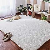Aishankra Einfache Woolen Teppich Home Area Teppiche Bett Bürodecke,1,9'8''X6'6''/300X200CM