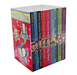Jacqueline Wilson 10 Book Collection: The Longest Whale Song / Best Friends / The Worry Website / The Mum Minder / The Wortst Thing About My Sister / Lily Alone / Vicky Angel / Dustbin Baby / Starring Tracy Beacker / The Story of Tracy Beaker