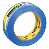 Scotch PT209030 Super Malerabdeckband, 30 mm x 50 m, Profi-Plus Qualität, blau