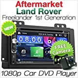Land Rover Freelander 1 L314 Auto DVD-Player USB MP3 Stereo Radio Head Unit CD