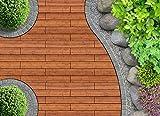 Bambus-Terrassendiele Top Deck S-Line 1100x140x20 mm Coffee (1)
