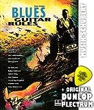 Blues Guitar Rules (+CD) inkl. Plektrum - Konzepte und Techniken der traditionellen und modernen Bluesgitarre - Spieltechniken, Solo- und Improvisationskonzepte, Übungen, Licks und Jam Tacks im Stile von Eric  Clapton, Robben Ford, Gary Moore u.a. (Taschenbuch) von Peter Fischer (Noten/Sheetmusic)