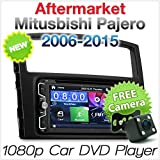 Mitsubishi Pajero 2007 2008 2009 Auto DVD-Player MP3 Stereo Radio CD Head Unit