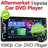 17,8 cm Toyota RAV4 MR2 GT 86 Previa Auto DVD Player Head Unit Radio Stereo USB MP3