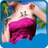 Tattoo Maker Foto-Editor