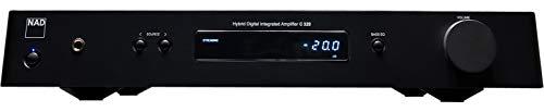 NAD Hybrid Digital Vollverstärker C328 Graphite