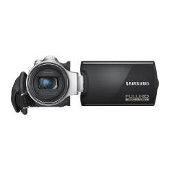 Samsung hmx-h203bp–Camcorder (3Megapixel, CMOS, 20x, 200x, 3.2–64mm, 34mm) schwarz
