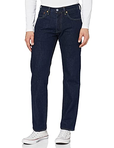 Levi's Herren 501 Original Jeans, Onewash, 34W / 32L