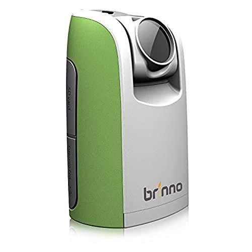 Brinno TLC200 Time Lapse Kamera (3,7 cm (1,4 Zoll) LCD-Display, 1280 x 720 Pixel, SD Kartenslot)