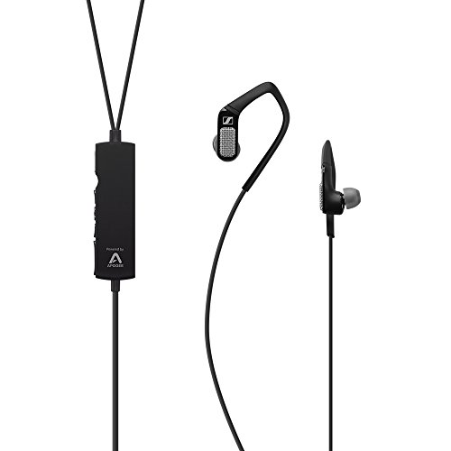 Sennheiser (Apogee) ambeo Smart Headset (IOS) für 3D-Video Sound–schwarz, ASH Black, 2 x 12 x 10 cm