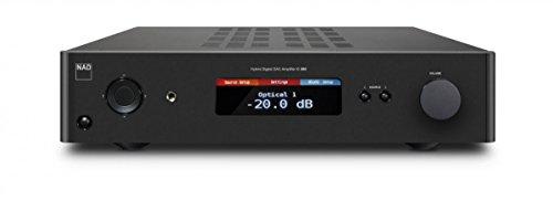 NAD C 368Verstärker Audio–Verstärker Audio (10–85000HZ)