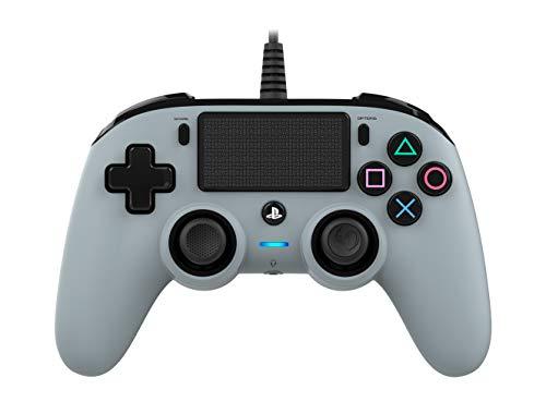 NACON PS4 Controller Color Edition, Grau