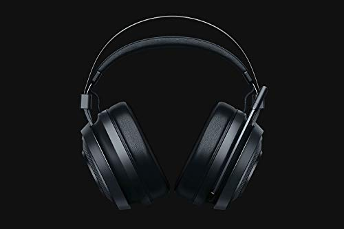 Razer Nari Essential Wireless Gaming Headset THX Spatial Audio Quick Mute