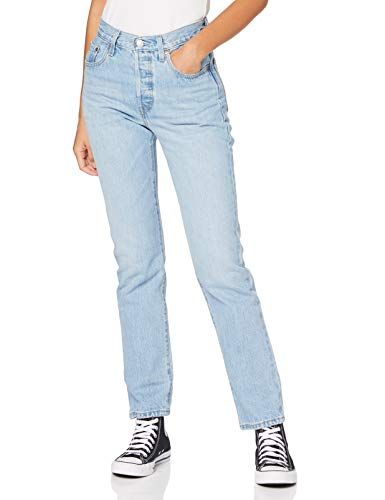 Levi's Damen 501 Crop Jeans, Luxor Ra, 25W / 28L