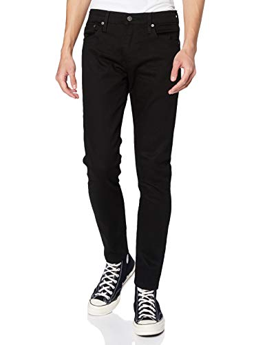 Levi's Herren 512 Slim Taper Tapered Fit Jeans, Nightshine X, 32W/32L