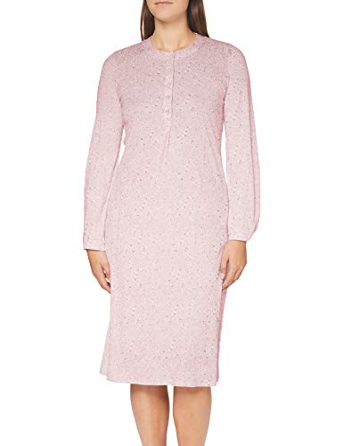 Schiesser Damen 1/1, 110cm Nachthemd, rosé, 40