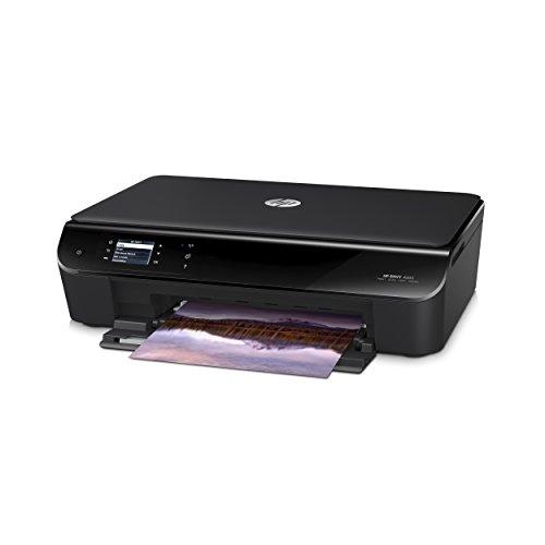 HP Envy 4500 e-All-in-One Drucker (Drucker, Scanner, Kopierer, 1200 x 600 dpi, WiFi, USB 2.0, Smartphone und Tablet Drucker) schwarz