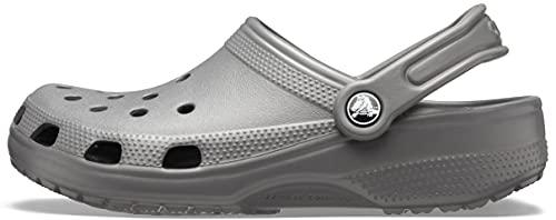 Crocs Unisex Classic Clog,Slate Grey,41/42 EU
