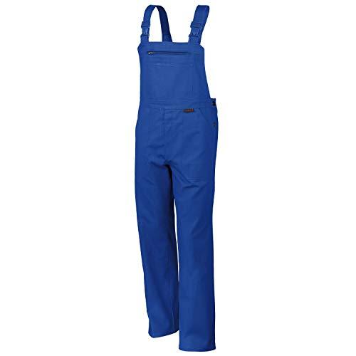 Qualitex Arbeits-Latzhose BW 270 - Größe: 42 - kornblau