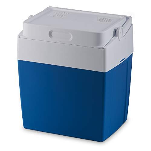 MOBICOOL MV30 Kühlbox, thermo-elektrisch, 29 Liter, 12 V und 230 V für Auto, Lkw, Wohnmobil, Boot und Steckdose