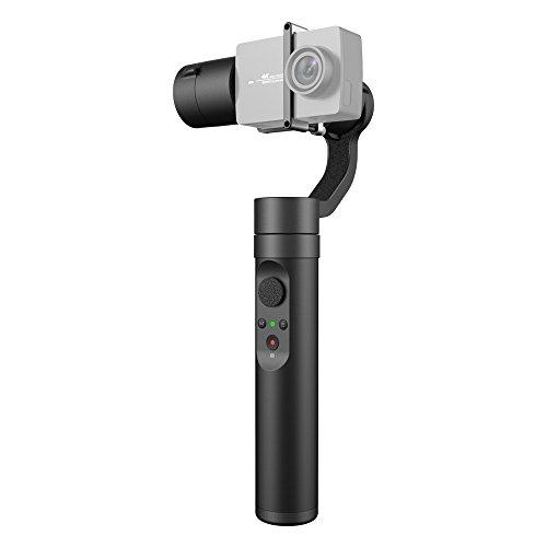YI Action Gimbal Stabilizer II 3 Achsen Handheld Halterung YI Gimbal Stabilisator geeignet f¨¹r YI 4K Plus/YI 4K / YI Lite Action Kamera, Bluetooth Wireless Kontrolle