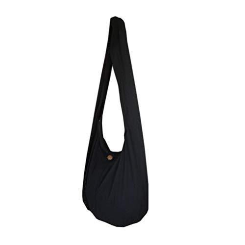PANASIAM Shoulderbag Uni black M