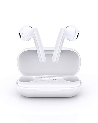Bluetooth Kopfhörer, BCMASTER In Ear Kopfhörer Kabellos mit USBC Lademethode, 24 Std. Laufzeit, IPX5 Wasserdicht, Integriertes Mikrofon und Berührungssteuerung