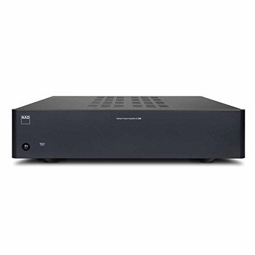 NAD C 268 Kabelgebundener Audio-Verstärker, Schwarz, 300W, 0,03%, 0,3dB, 250W, 200W, 120W