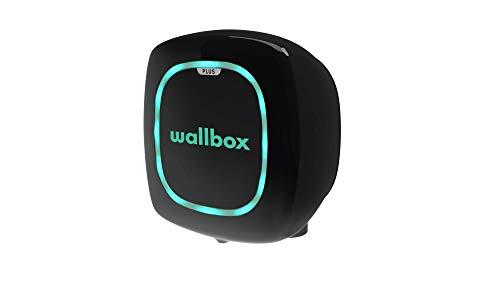 Wallbox Pulsar Plus 11 KW, 7 Meter, Typ 2 Stecker, schwarz, APP Steuerung