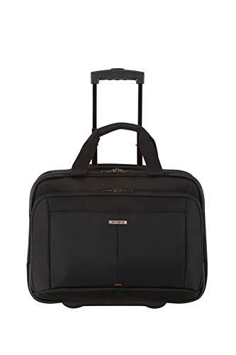 Samsonite Guardit 2,0 - 17,3 zoll Laptoptasche mit Rollen, 46 cm, 26,5 L, Schwarz (Black)