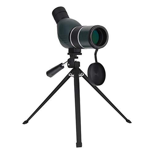 Elerose Monokular Scope 12-36X 50mm Hohe Leistung HD Wasserdicht & Antibeschlag mit Stativ (45 Grad)