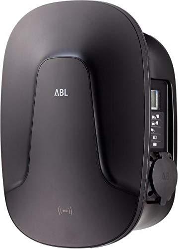 ABL eMH2 22kW Wallbox Master mit LAdesteckdose, Typ 2, 32A, OCPP (2W2240)
