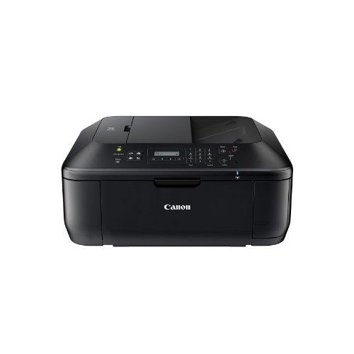 Canon MX475 PIXMA Multifunktionsgerät (Druckauflösung: 4800 x 1200 dpi, Drucker, Scanner, Kopierer, Fax, WLAN, USB, DE-Version: Kompatibel zu deutschem Telefonnetz) schwarz