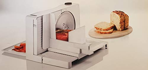 Unold 78850 Allesschneider klappbar kompakt 100W weiß