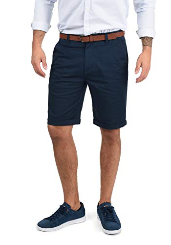 !Solid Montijo Chino Shorts, Größe:M, Farbe:Insignia Blue (1991)