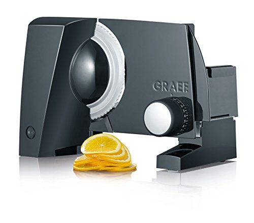 Graef Sliced Kitchen S10002 Allesschneider S10002 Schwarz