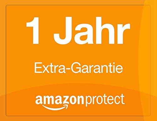 Amazon Protect 1 Jahr Extra-Garantie für Kleinküchengeräte  von 10 bis 19.99 EUR