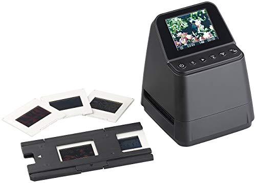 Somikon Negativscanner: Stand-Alone-Dia- und Negativ-Scanner mit 14-MP-Sensor, 3.200 DPI (Diasscanner)