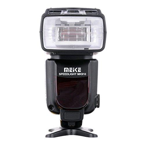 Meike MK910 i-TTL Flash Speedlite HSS Master Blitzgerät für Kamera Nikon SB900 D800 D810 D7000 D5300 D5200 D5100 D3200 D3100 D3000