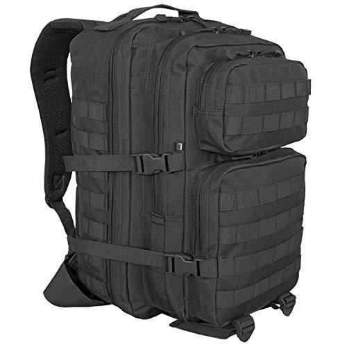 bw-online-shop US Cooper Rucksack Medium - schwarz